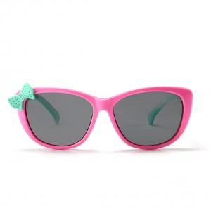 Little Bow Sunglasses Pink